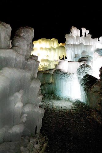 Ice Castles Silverthorne