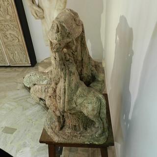 « Le Pavois, Monument aux Morts d'Alger » par Paul Landowski