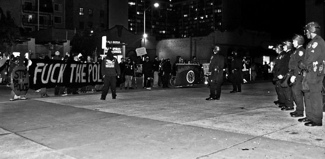 Standoff, Fuck the Police March (10 of 10)