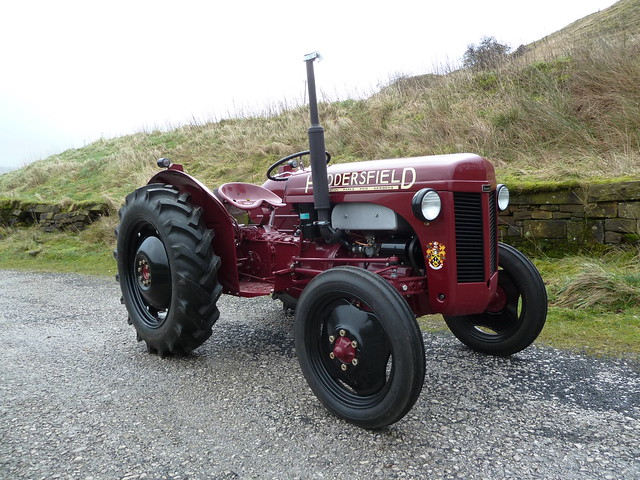 1952 Ferguson Tractor : Uxp ferguson tractor flickr photo sharing