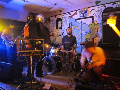 Fat Worm of Error at Death by Audio 01-04-2012 .1