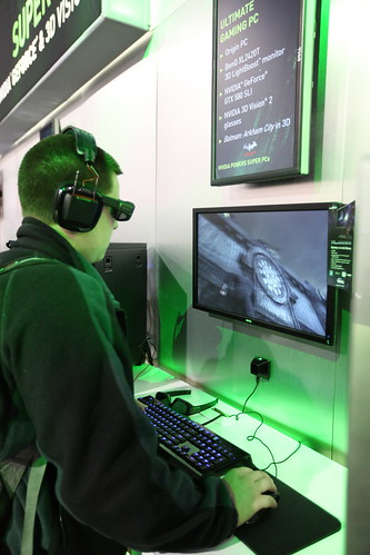 NVIDIA @ CES 2012 - 3D Vision and GeForce
