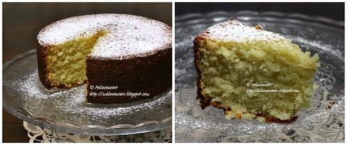 torta cocco-ricotta