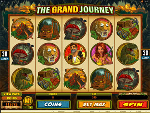 The Grand Journey slot game online review