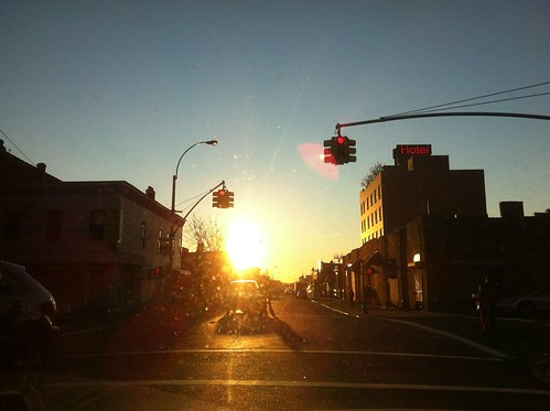 Brooklyn Sunrise 01/11/2012