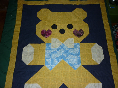 Hertford County Cub Quilt 1