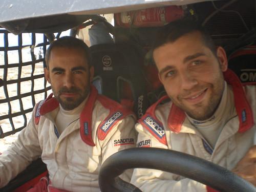 Roberto Ibarz y Marc de Pablo