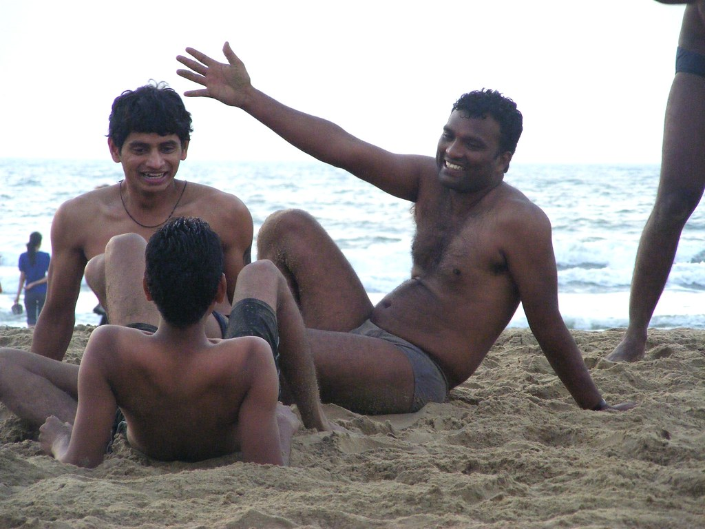 And Down Kabaddi Kabaddi  A Bunch Of Guys Playing -5065
