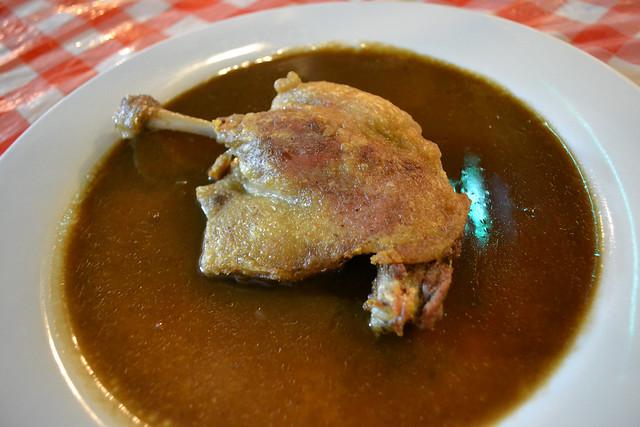 Duck Confit, La Petite Cuisine