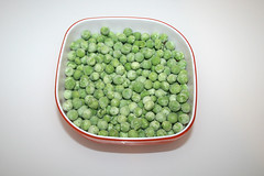 05 - Ingredient peas / Zutat Erbsen