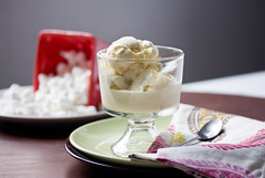 White Chocolate Rocky Road Ice Cream
