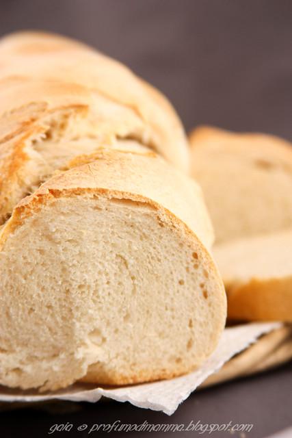Pane a pasta dura - il taglio