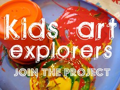 kids art explorers