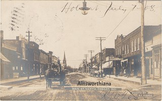Main St. North, 7-7-1908