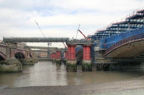A look at the bridge expansion