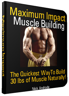 How to build muscle guide tutorial
