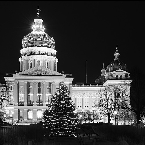 Day 346 - Capital Christmas by Tim Bungert