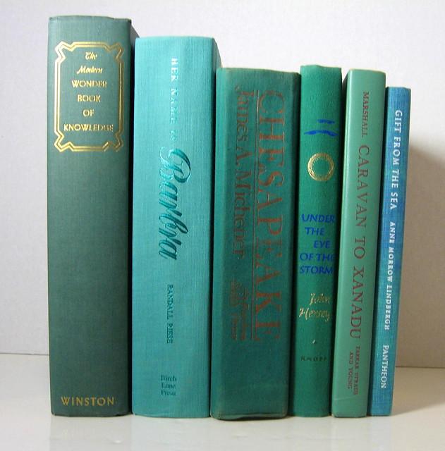 Turquoise Books