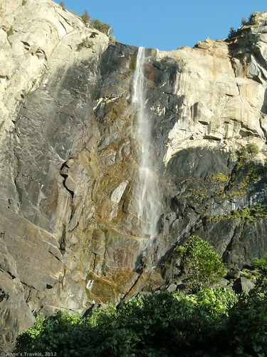 Bridal Veil Falls, Yosemite National Park, California