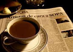 AFD-P52-S3 Café y el periodico