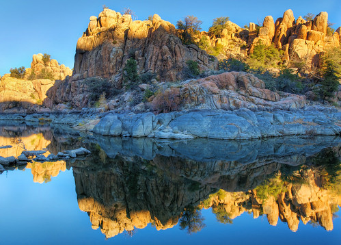 november arizona lake water reflections nikon day unitedstates clear prescott watsonlake 2011