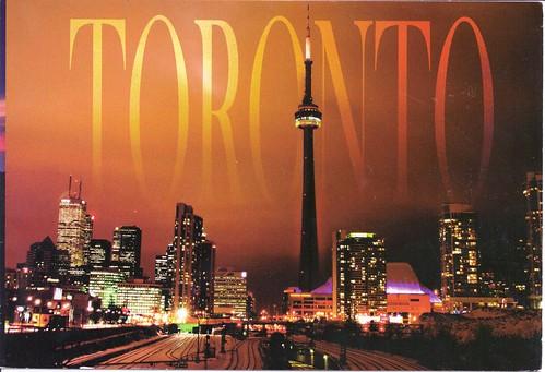 Toronto Nightview