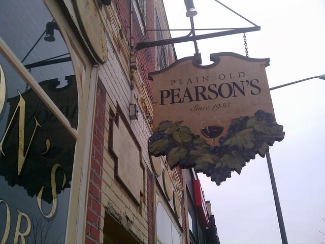 Plain Old Pearson's