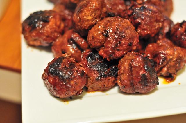 Barbecue Meatballs
