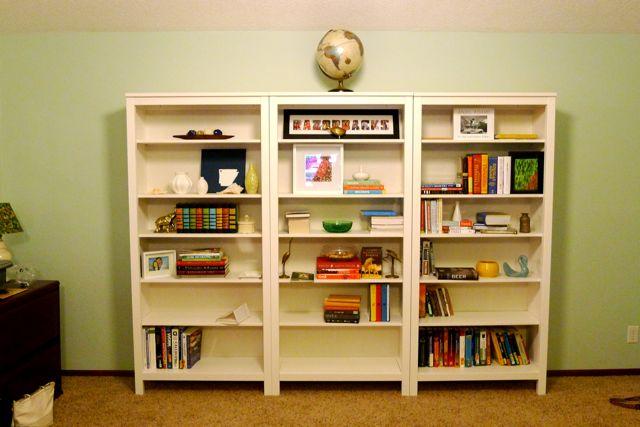 Filling Shelves 1
