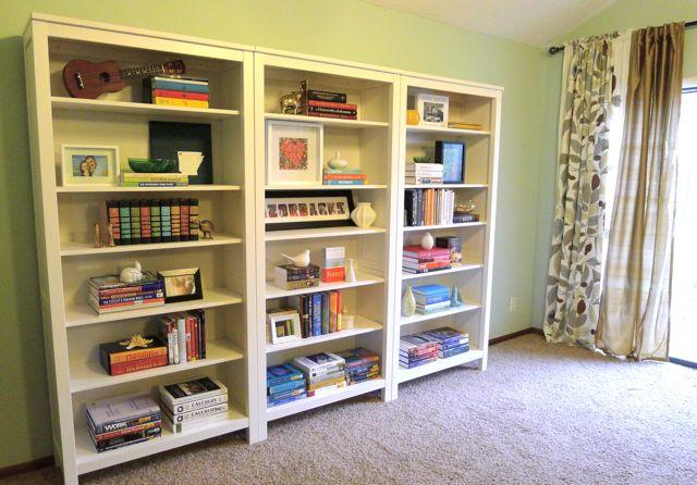 Shelves Full 2