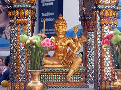 Brahma - Erawan shrine, Bangkok