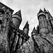 [EXPLORED] Hogwarts B&W by Blake Herman
