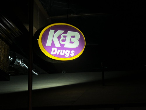 K&B Drugstore! photo by Briana Prevost