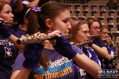 Flautists Perform with NUBB