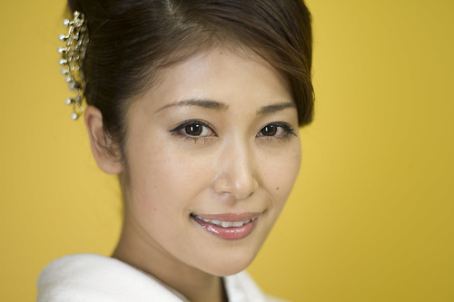 Kimono Woman