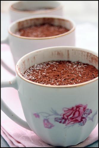 6754999917 3b2a5442c2 Crème de coco glacée au chocolat