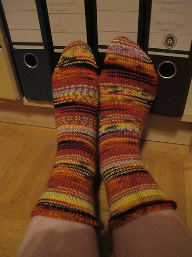 Restesocken V