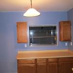 kitchen wall w/window before
