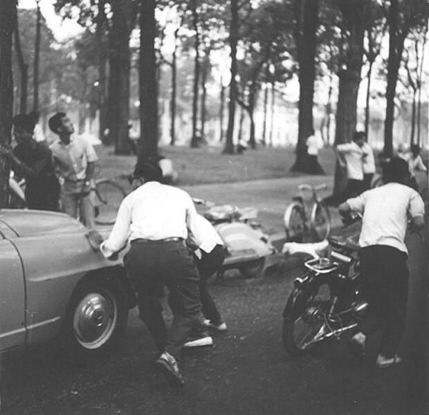 Palace Bombing, February 26, 1962