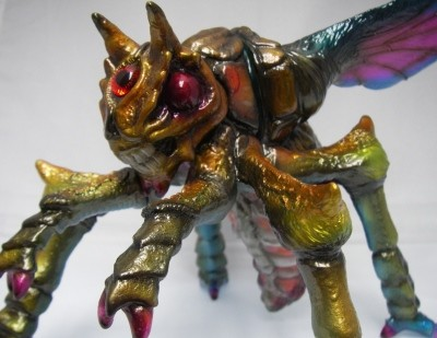 Dream Rocket Beelzebub Gold - Hyper Hobby Exclusive