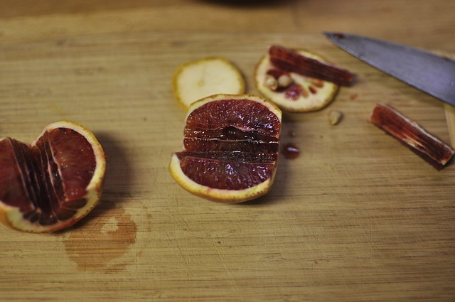 blood orange marm cut two