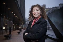 Hélène Belleau, professeure au Centre Urbanisation Culture Société