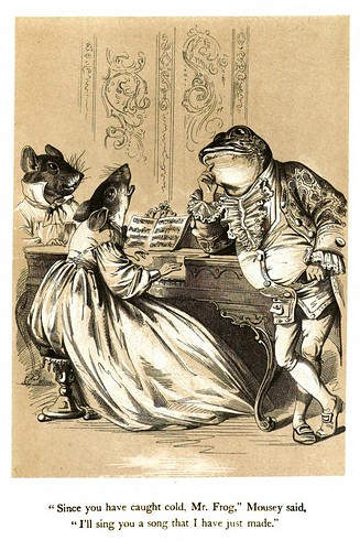 018-A frog he would a wooing go-1865- Henry Louis Stephens