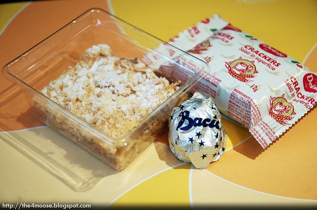QR 962 - Dessert and Snacks