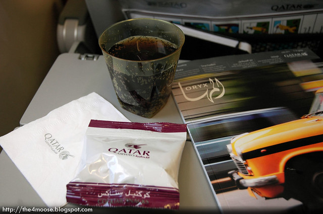 QR 962 - Snack, Drink and Magazine