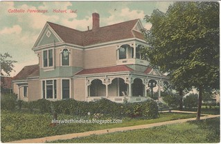 Catholic Parsonage, PM 1911