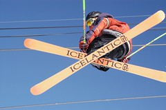 winter sport, freestyle skiing, nordic combined, vehicle, skiing, sports, extreme sport, downhill,