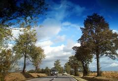 Sky, clouds, roads-'11-'12.