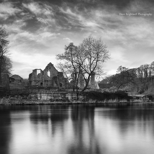 Finchale Priory by Dave Brightwell