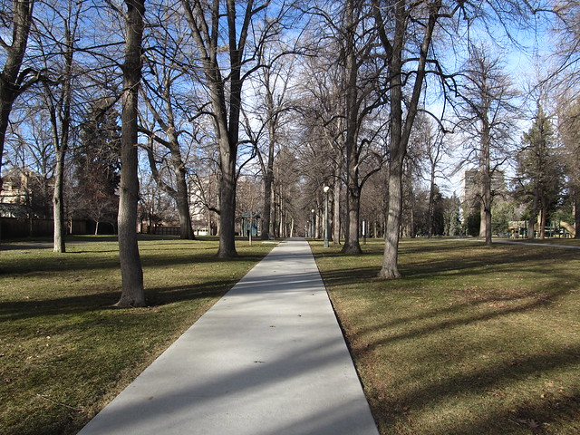 Cheesman Park, Denver, Colorado